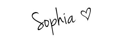 Love Sophia